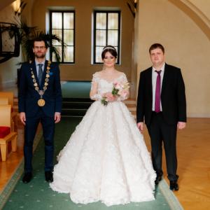 Юлия и Вячеслав