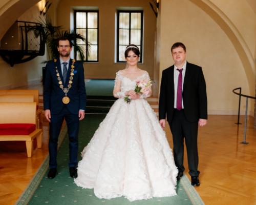 Julia & Vecheslav