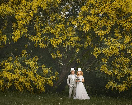 Irina & Sergei