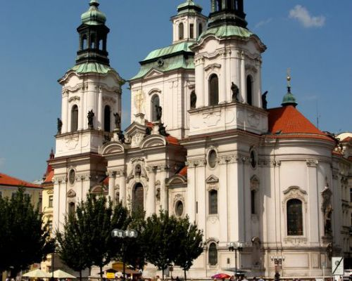 Венчание в Чехии и Словакии