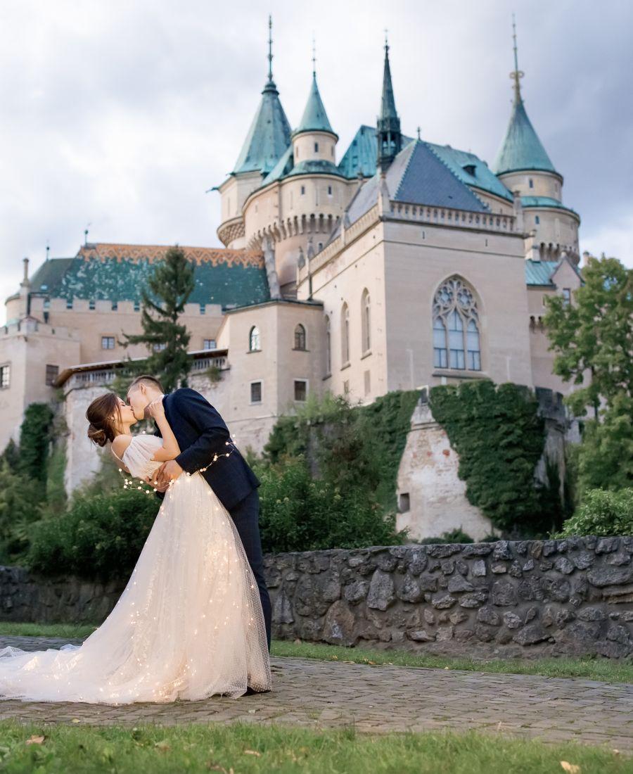 Свадебное агентство в Праге - Wedding-Elegant
