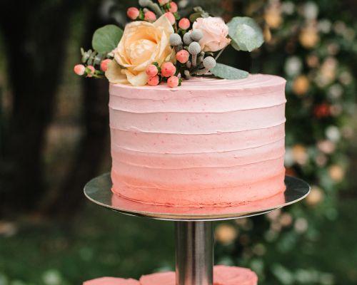 Wedding Cakes - Photo № 8